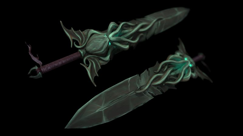 Sword of the Abyssal Great Dreamer