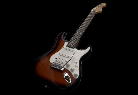 """Fender """"Sunburst"""" Stratocaster"""