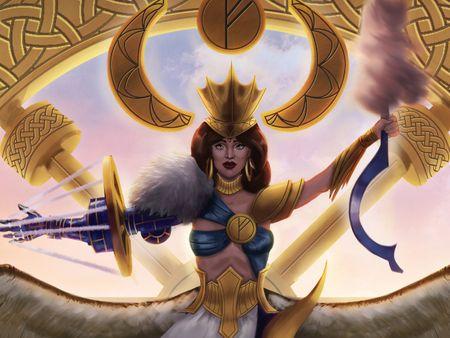 Frigg- Goddess of the Sky