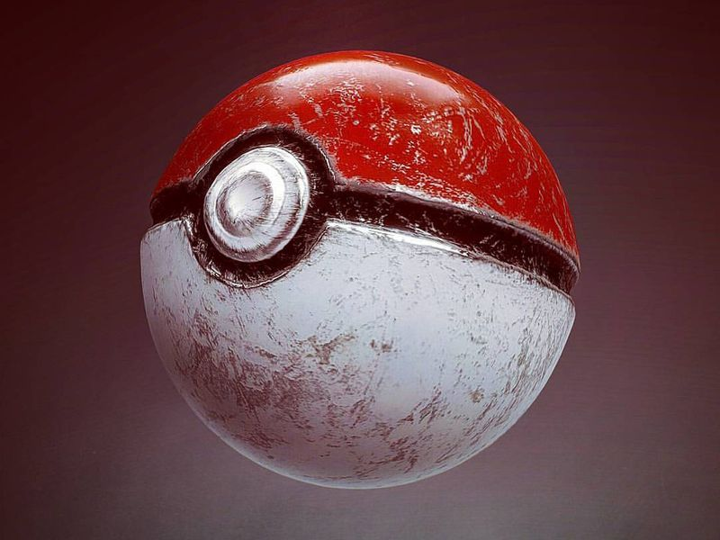 Pokeball by Liljack01