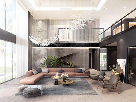 Residential Design: Dark Luxury