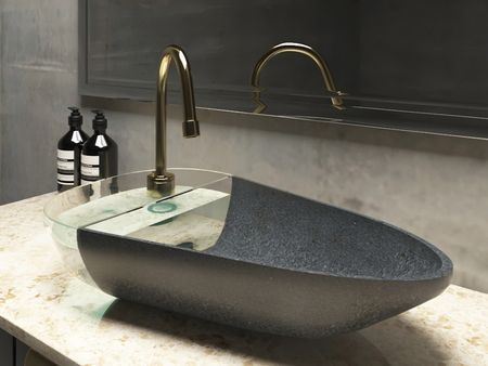 KONTROL: Water Saving Basin