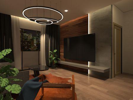 Interior Visual