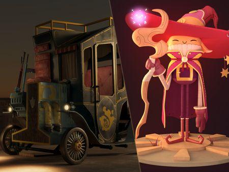 Lina Haj | 3D Animation Entry