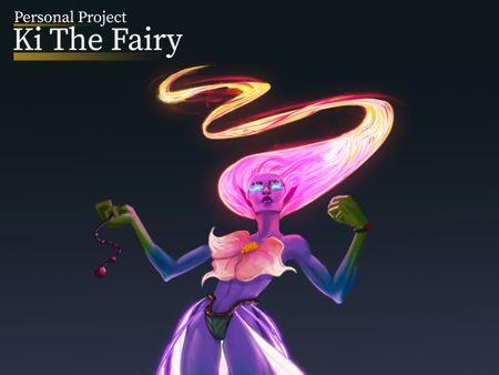 Ki the Fairy