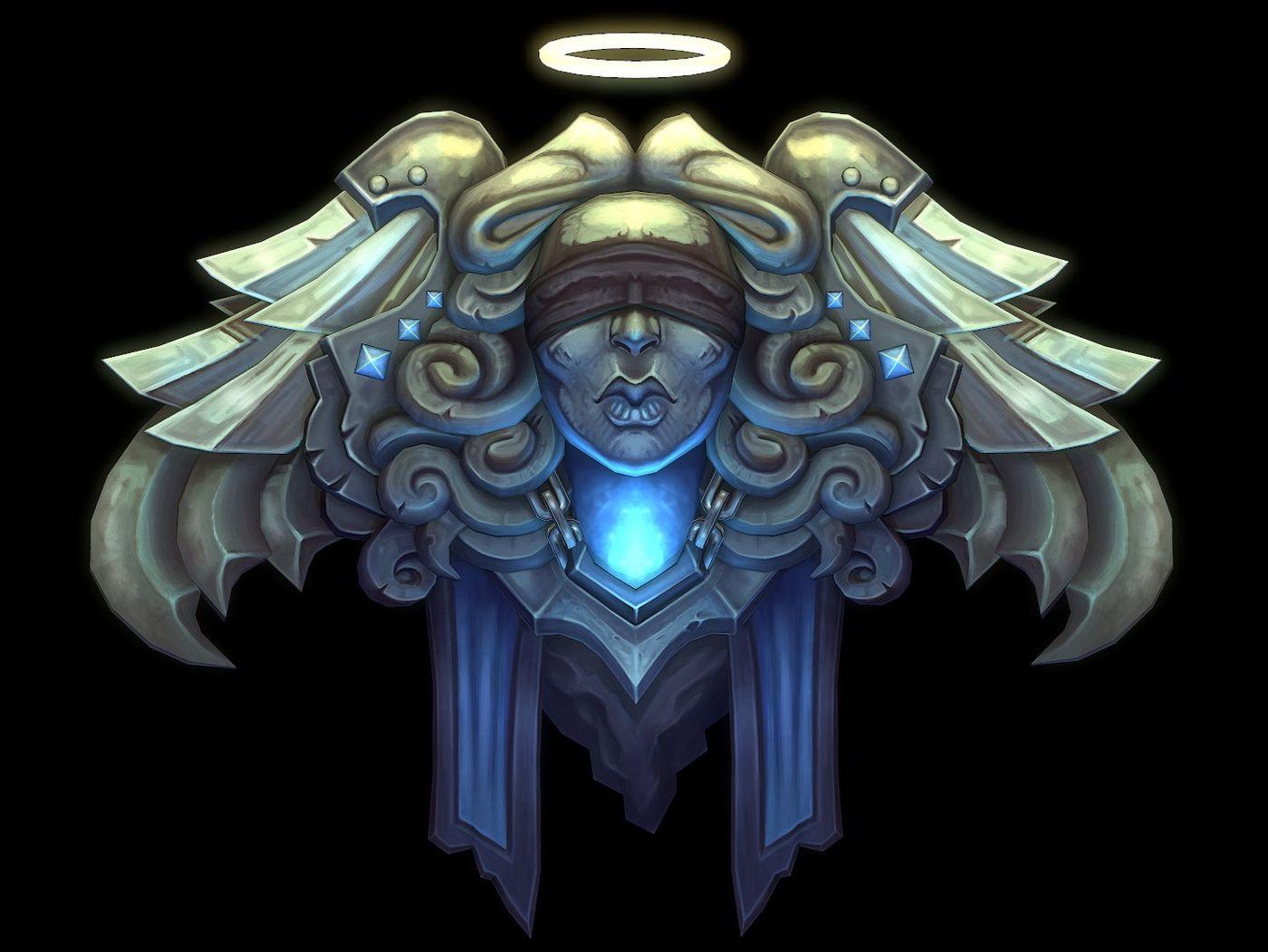 Blizzard Priest Crest