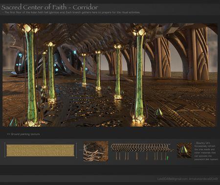 Xplanet - Indan's Sacred Center of Fath