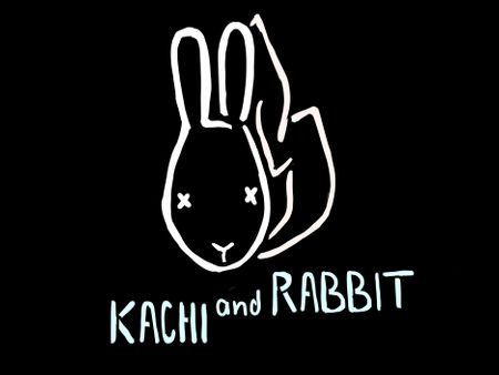 Kachi and Rabbit