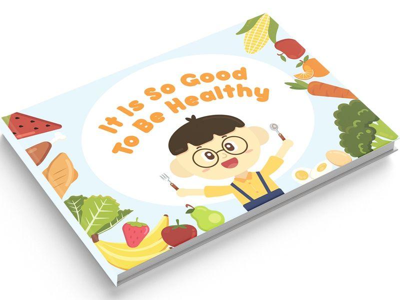 Interactive Book For Children