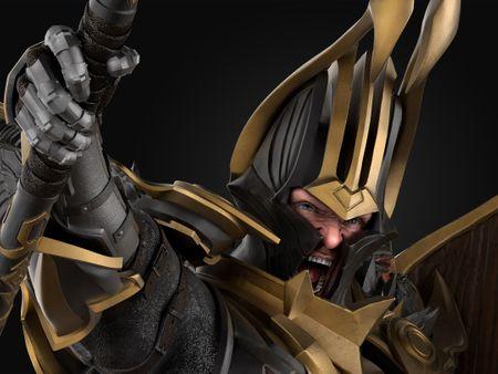 Crusader's pray / Sonya the Death Knight