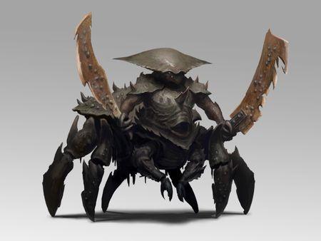 Boss Crab