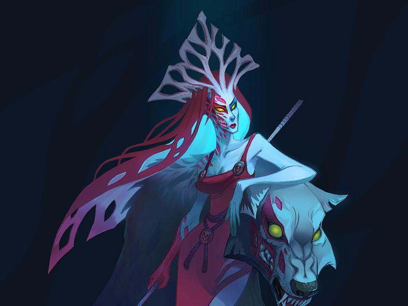 Hel of the Underworld