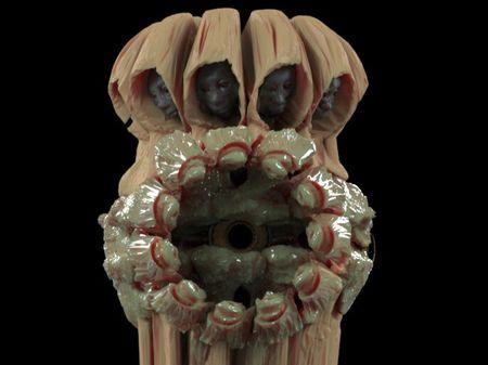 Bonework Eye