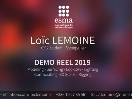 Loïc LEMOINE