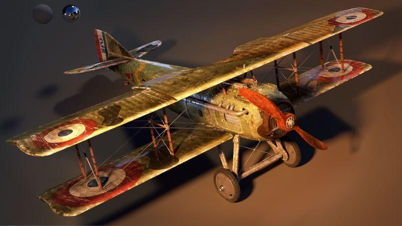 SPAD S-XII