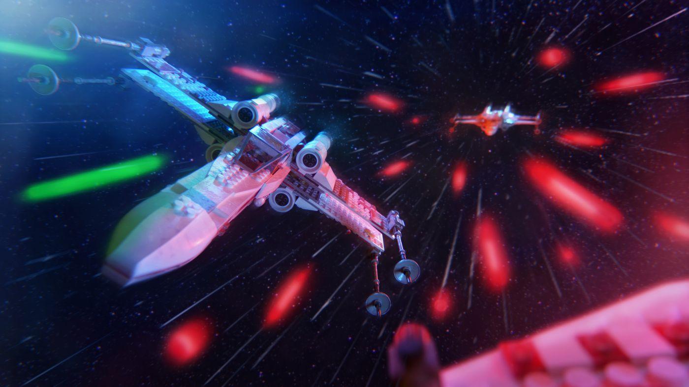 X WING Starfighter - LEGO Star Wars