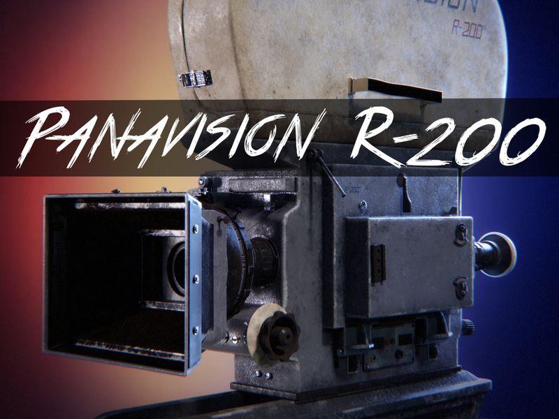 PANAVISION R-200