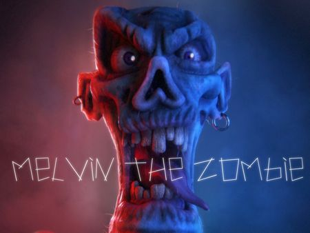 MELVIN THE ZOMBIE