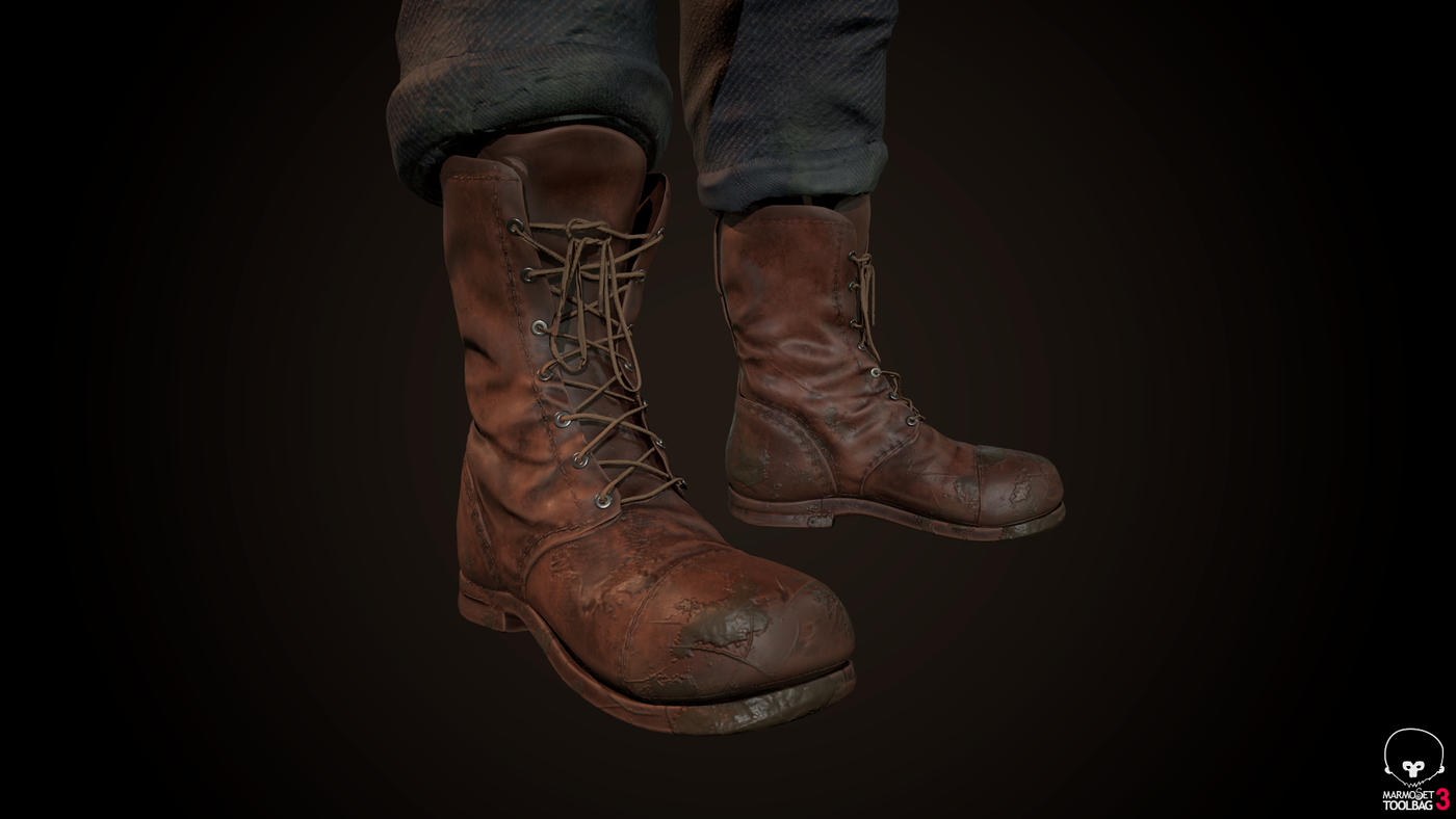 Shoe Loisstarkey