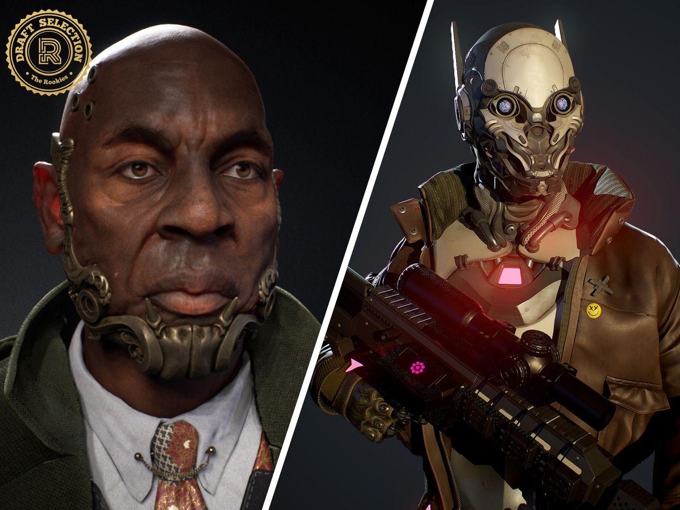 Character Art 2021