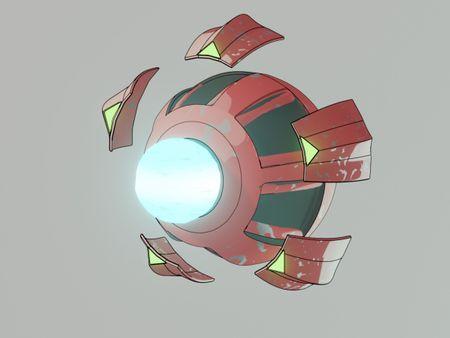 Orb laser