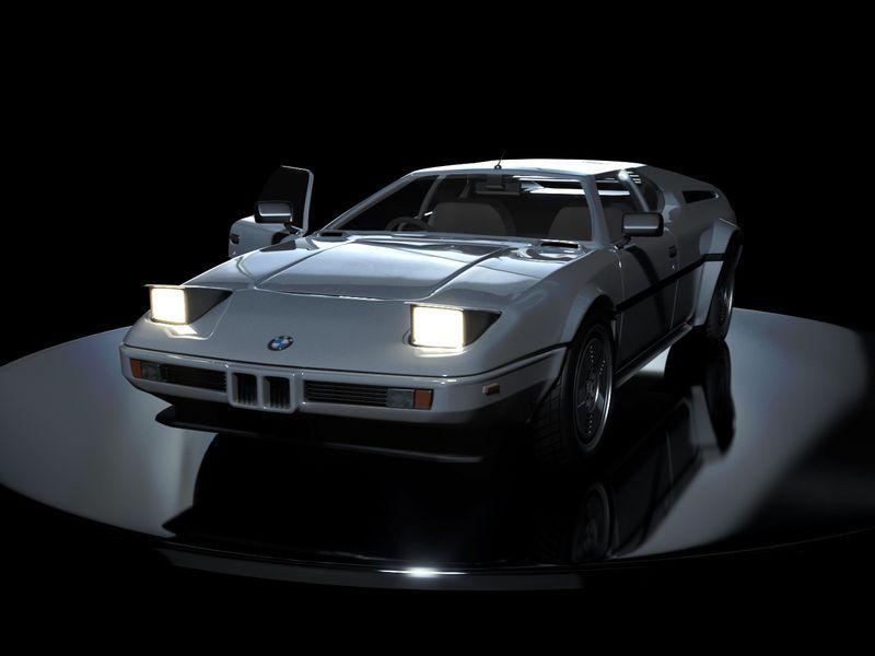 BMW M1 (Model E26)