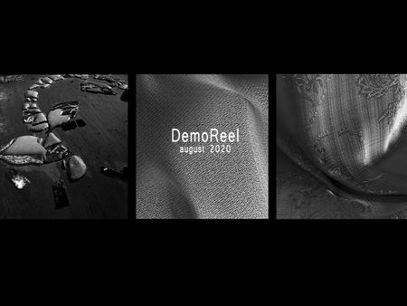 DemoReel August 2020