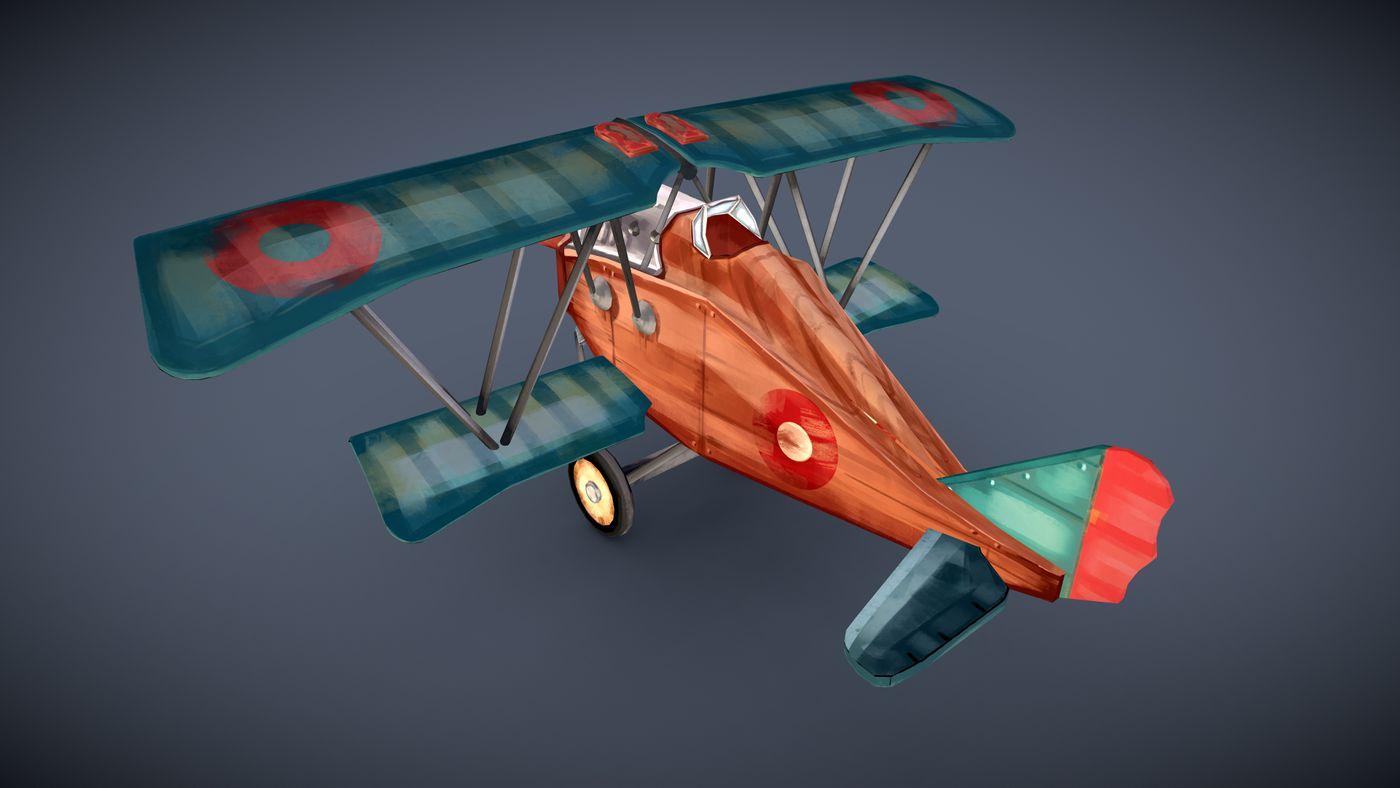 Kolev Lora Game Art Plane Pres4 Lora