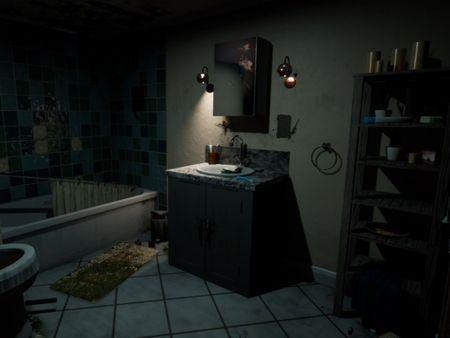 Bathroom of Horrors