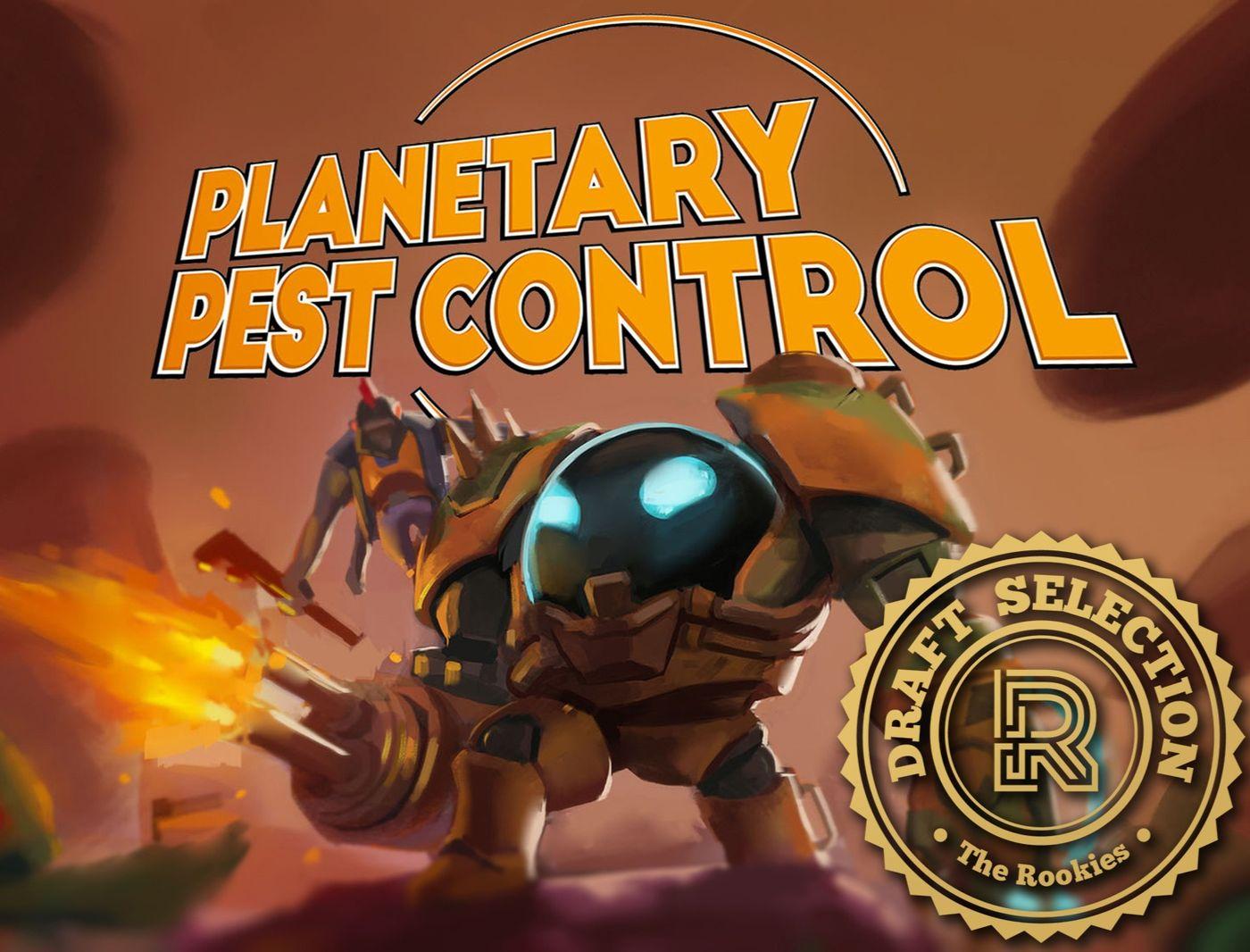 Planetary Pest Control