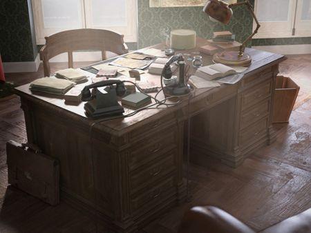 De Gaulle's office