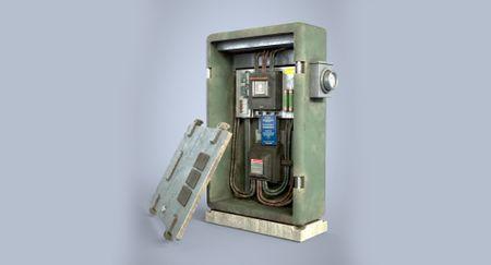 Transformator Box