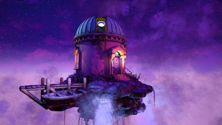 Observatory (Fantasy) [UE4]