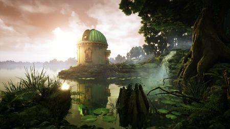 Swamp Observatory [UE4]