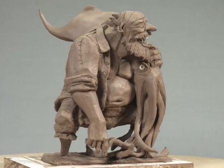 The Pirate! (sculpture)