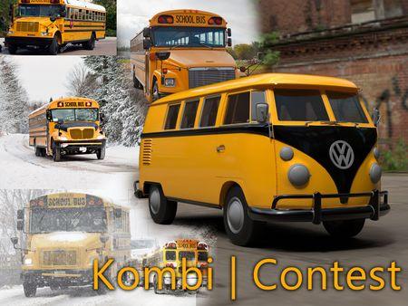 School Kombi