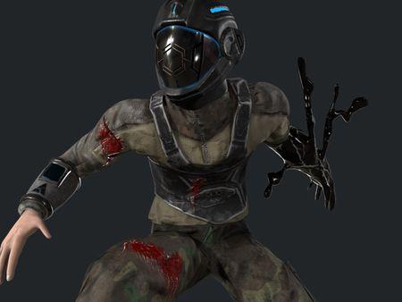 Symbiote Soldier