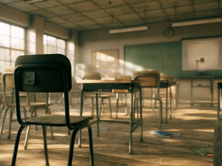Classroom/Brooklyn/Desert