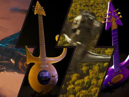 Dronistic Guitar