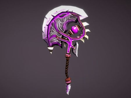 Nether Dragon Executioner || Warlock || WoW 3D Model