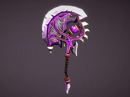 Nether Dragon Executioner || Warlock || WoW 3D Model