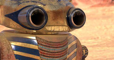 egyptian eddie