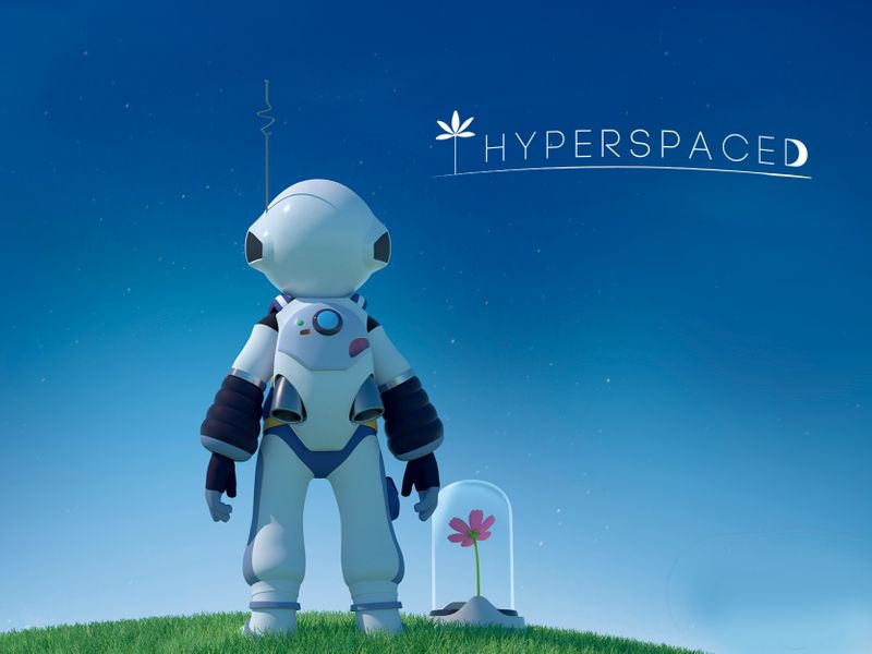 Hyperspaced - 3D Animation Grad Reel