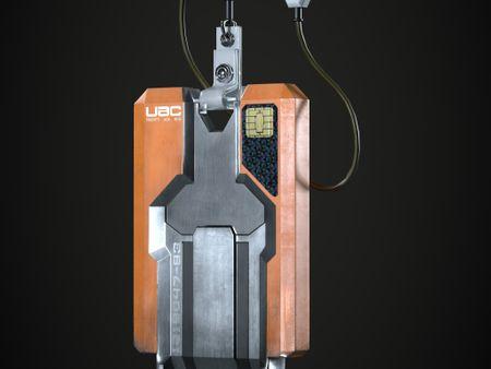 DOOM Keycard