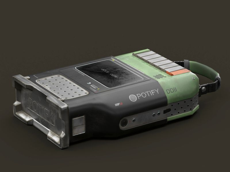 Potify Cassette Player