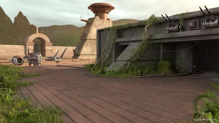 Star Wars Environment