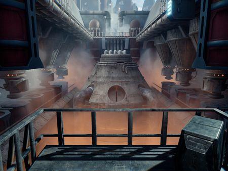 Kashyyyk Refinery