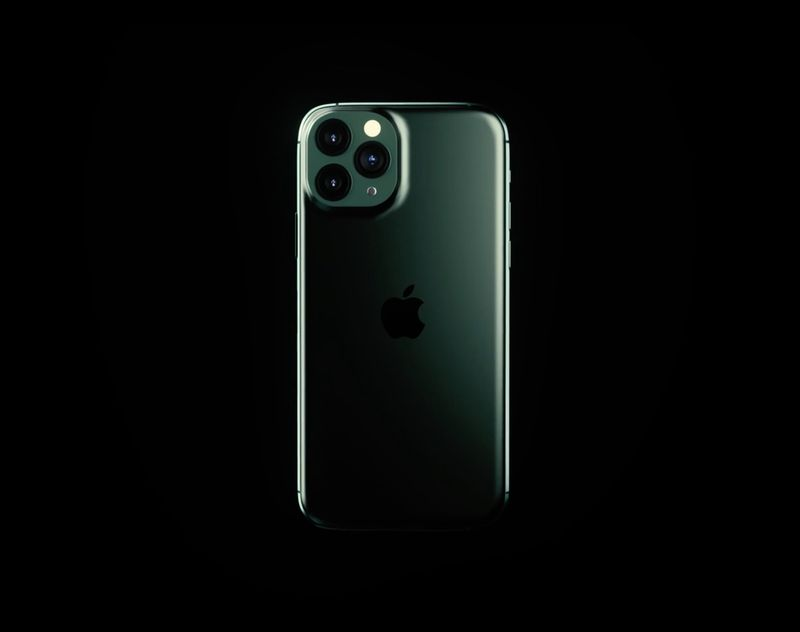 iPhone 11 Pro - Motion Graphics