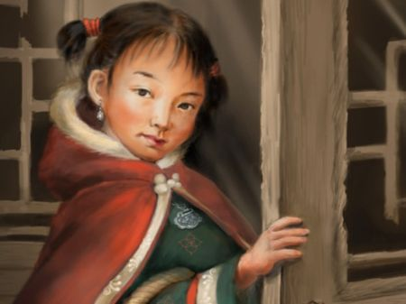 Little Red Riding Hood(Chinese Version)