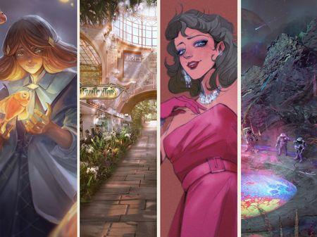 Lyanne Ong  - Concept Art & Illustration 2021